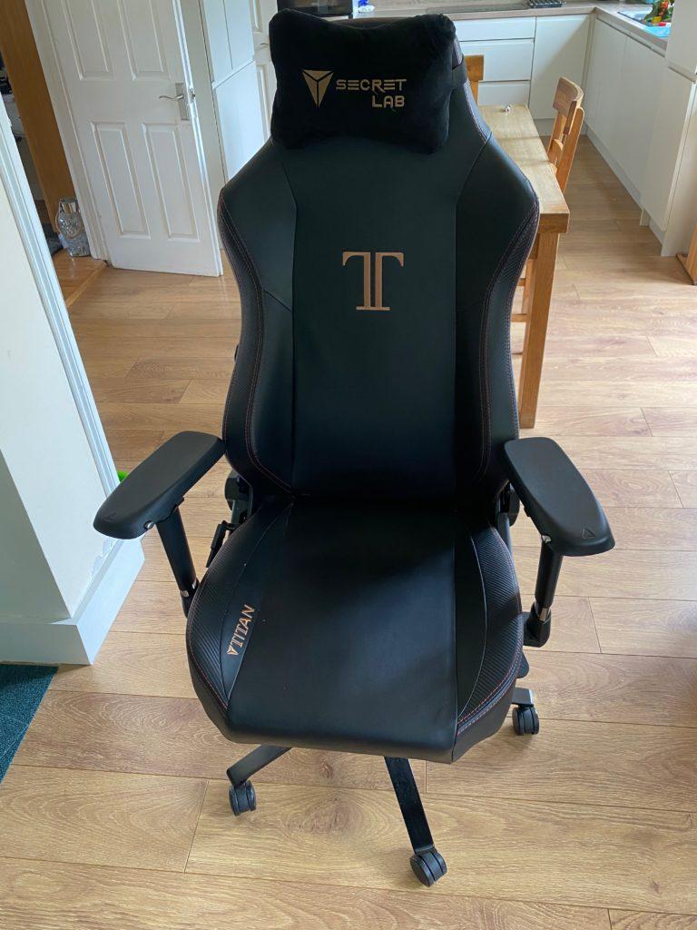 Secret Labs, Titan Gaming Chair